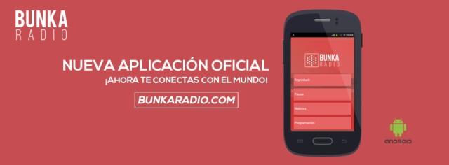Bunka Radio App